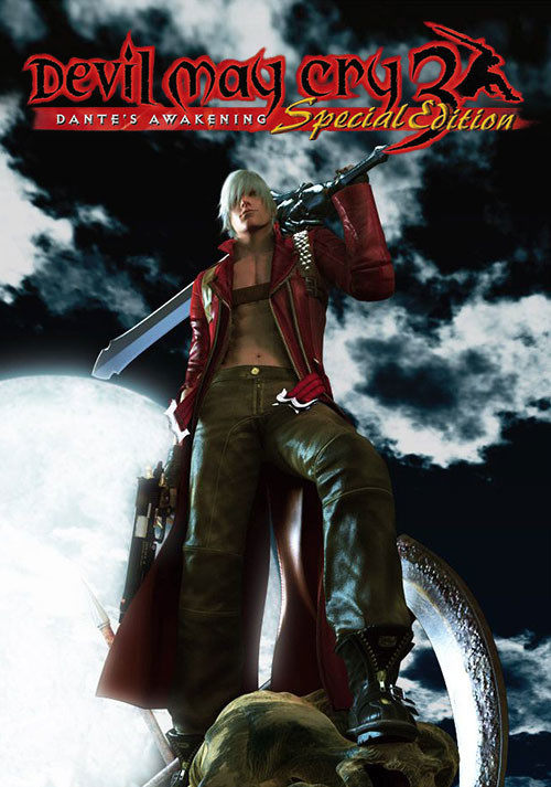 Devil May Cry 3: Dante's Awakening - Special Edition - PC ...