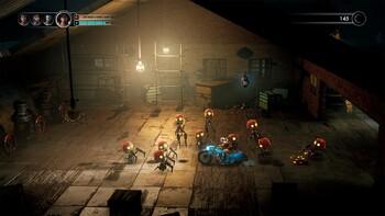 Screenshot1 - Steel Rats