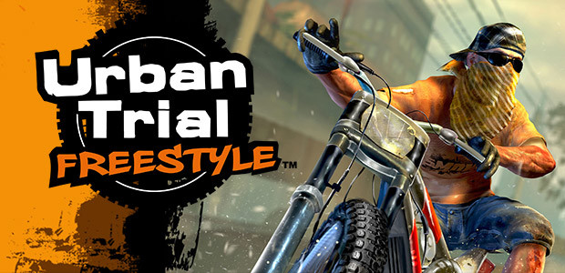Urban Trial Freestyle - Cover / Packshot