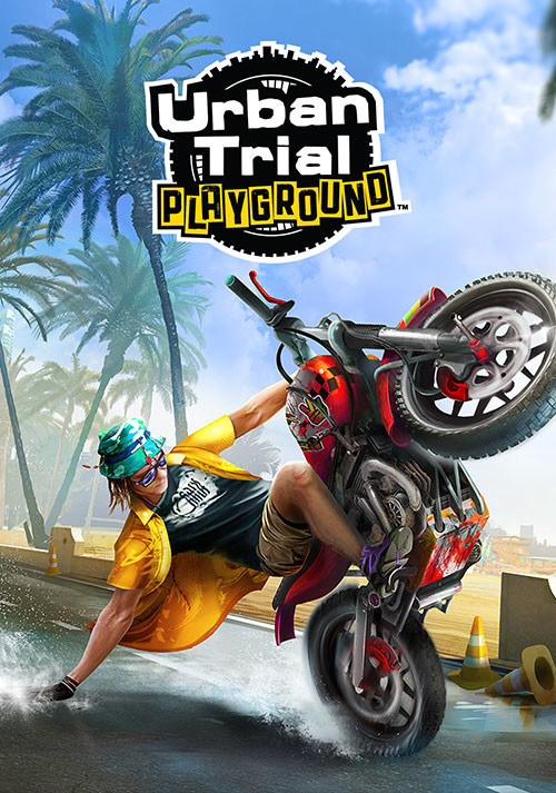 Urban Trial Playground - Cover / Packshot