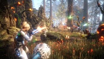 Screenshot1 - Everreach: Project Eden