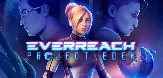 Everreach: Project Eden - Cover / Packshot