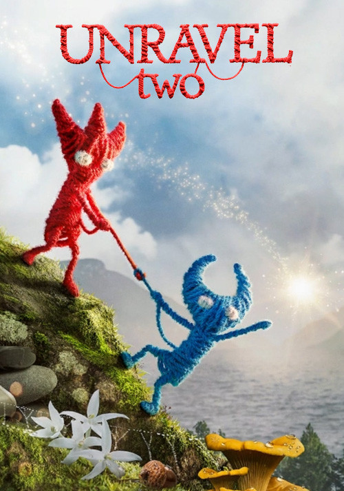 Unravel Two - Cover / Packshot