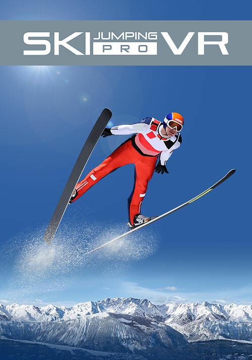 Ski Jumping Pro VR - Cover / Packshot