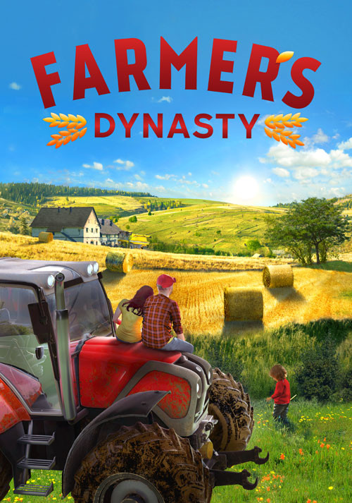 Farmer's Dynasty - Cover / Packshot