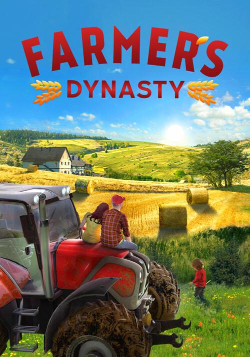 Farmer's Dynasty - Cover / Packshot