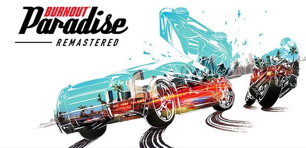 Burnout Paradise Remastered - Cover / Packshot