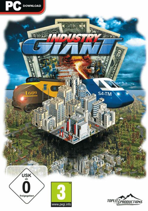 Industry Giant - Cover / Packshot