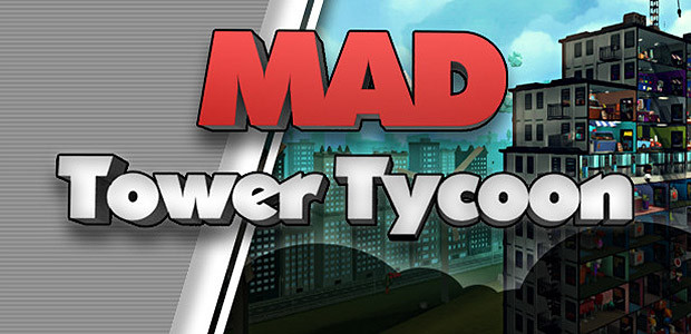 Mad Tower Tycoon - Cover / Packshot