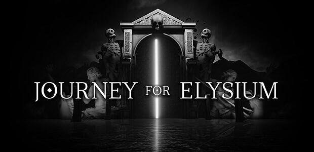 Journey For Elysium - Cover / Packshot