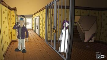 Screenshot4 - Edna & Harvey: The Breakout - Anniversary Edition