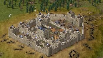 Screenshot4 - Stronghold HD