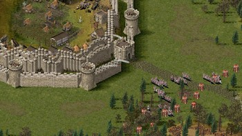 Screenshot10 - Stronghold HD