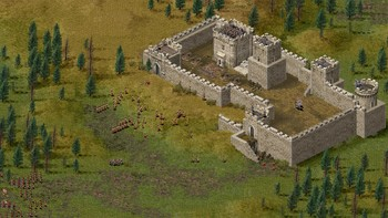 Screenshot1 - Stronghold HD