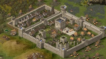 Screenshot3 - Stronghold HD