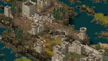 Screenshot5 - Stronghold HD