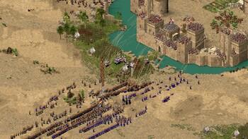 Screenshot1 - Stronghold Crusader HD
