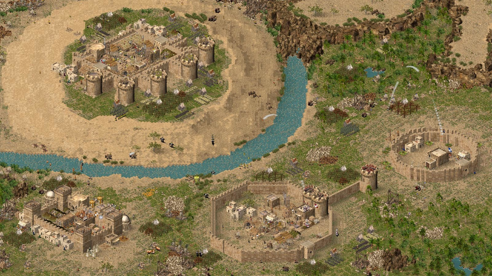 Stronghold Crusader Hd Steam Key For Pc Buy Now