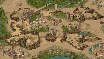 Screenshot4 - Stronghold Crusader HD