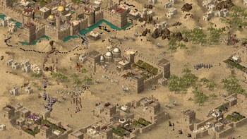 Screenshot7 - Stronghold Crusader HD