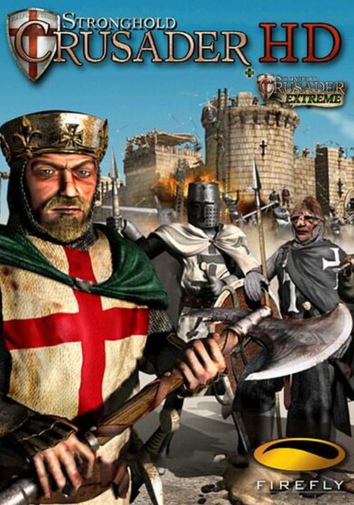 Stronghold Crusader HD - Cover / Packshot
