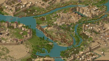 Screenshot10 - Stronghold Crusader HD