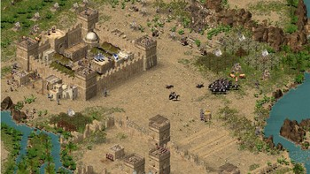 Screenshot3 - Stronghold Crusader HD