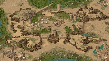 Screenshot4 - Stronghold Crusader HD