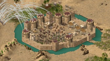 Screenshot5 - Stronghold Crusader HD