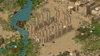 Screenshot6 - Stronghold Crusader HD