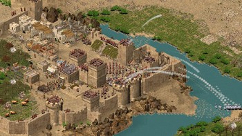 Screenshot8 - Stronghold Crusader HD