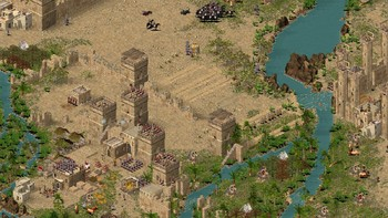 Screenshot9 - Stronghold Crusader HD