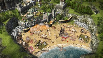 Screenshot2 - Stronghold 2: Steam Edition