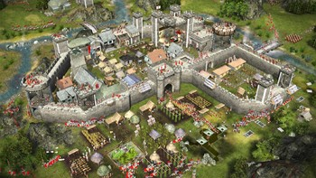 Screenshot1 - Stronghold 2: Steam Edition