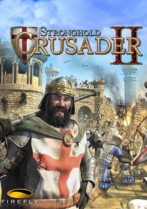 Stronghold Crusader 2 - Cover / Packshot