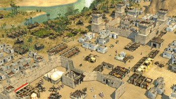 Screenshot1 - Stronghold Crusader 2