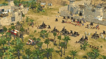 Screenshot2 - Stronghold Crusader 2