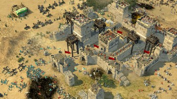Screenshot4 - Stronghold Crusader 2