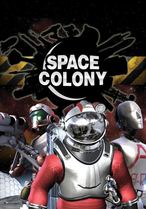 Space Colony: Steam Edition - Cover / Packshot