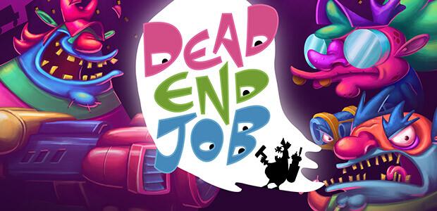 Dead End Job - Cover / Packshot