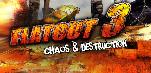 Flatout 3: Chaos & Destruction - Cover / Packshot