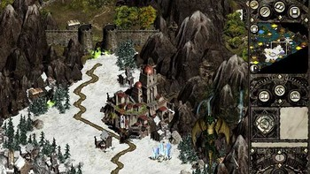 Screenshot1 - Disciples II: Gallean's Return