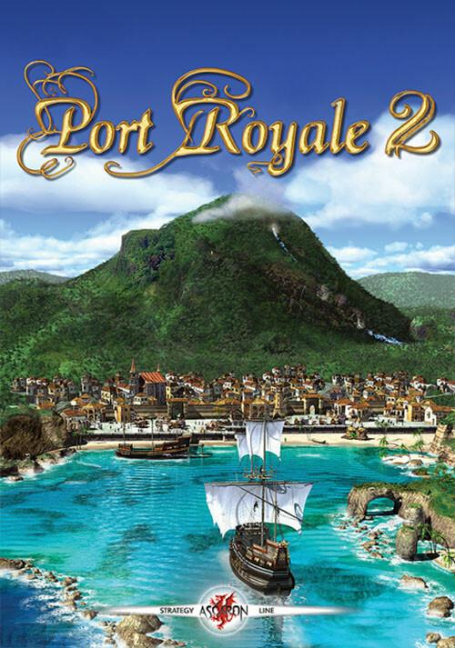 Port Royale 2 - Cover / Packshot