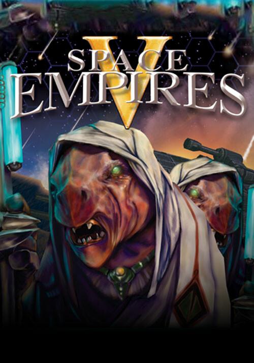 Space Empires V - Cover / Packshot