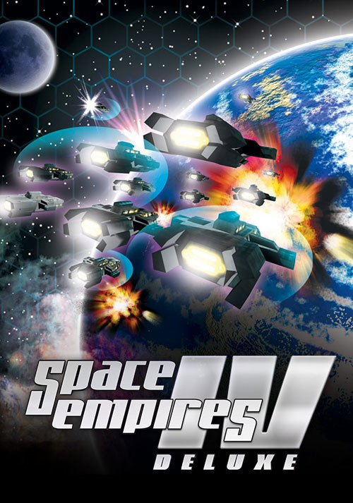 Space Empires IV Deluxe - Cover / Packshot