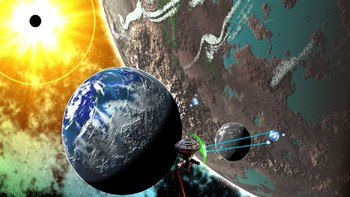 Screenshot1 - Space Empires IV Deluxe