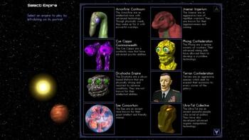 Screenshot4 - Space Empires IV Deluxe