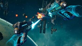 Screenshot1 - Galactic Rangers VR