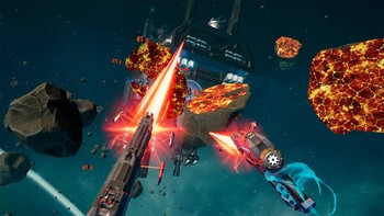 Screenshot2 - Galactic Rangers VR