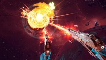 Screenshot3 - Galactic Rangers VR